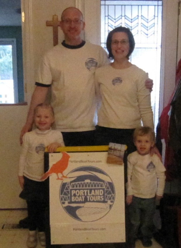 Meet the Portland Boat Tours Team!